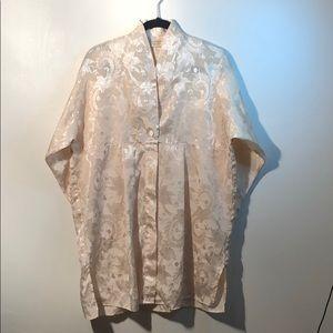 ☀️5/$25☀️ VS Jacquard nightgown shirt M/L